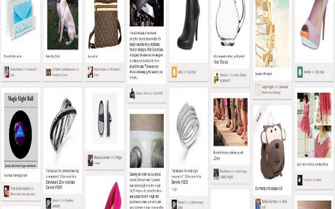 Pinterest: social network basato sulla condivisione tra utenti