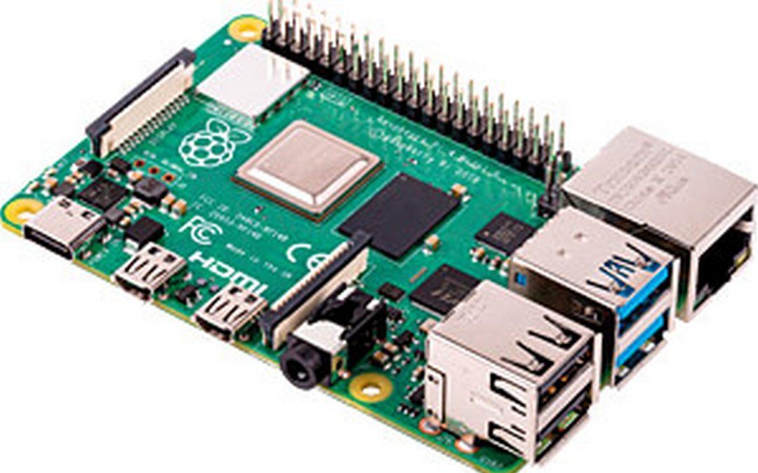 Con il computer Raspberry Pi, si può costruire davvero tutto