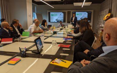Partecipazione in sede Google per evento di partnership