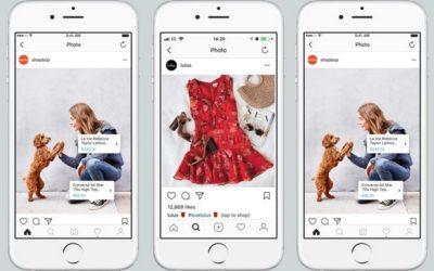 Influencer piccole imprese, ora possono vendere su Instagram
